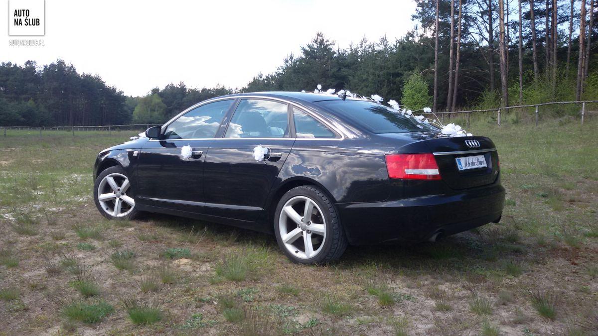 Cudowna Audi A6 3.2 - Auto do ślubu, samochód do ślubu EG58