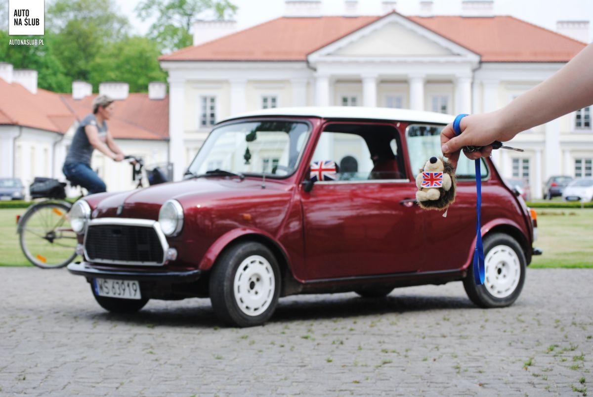 Mini Morris 1000 Auto Do ślubu Samochód Do ślubu